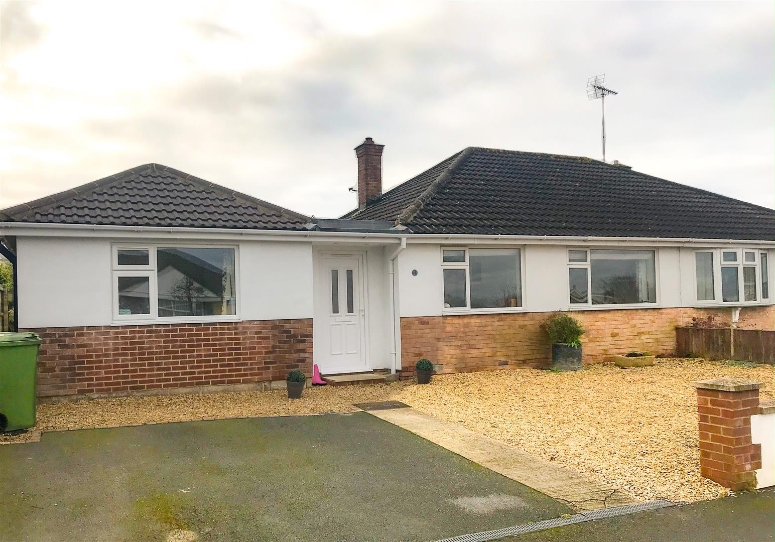 4 bedroom semi detached bungalow for sale
